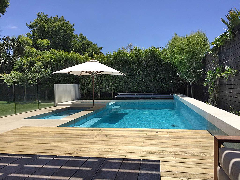 Freemans Bay pool